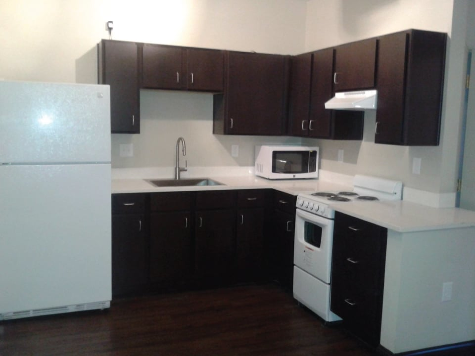 Lulav Square Standard Kitchen