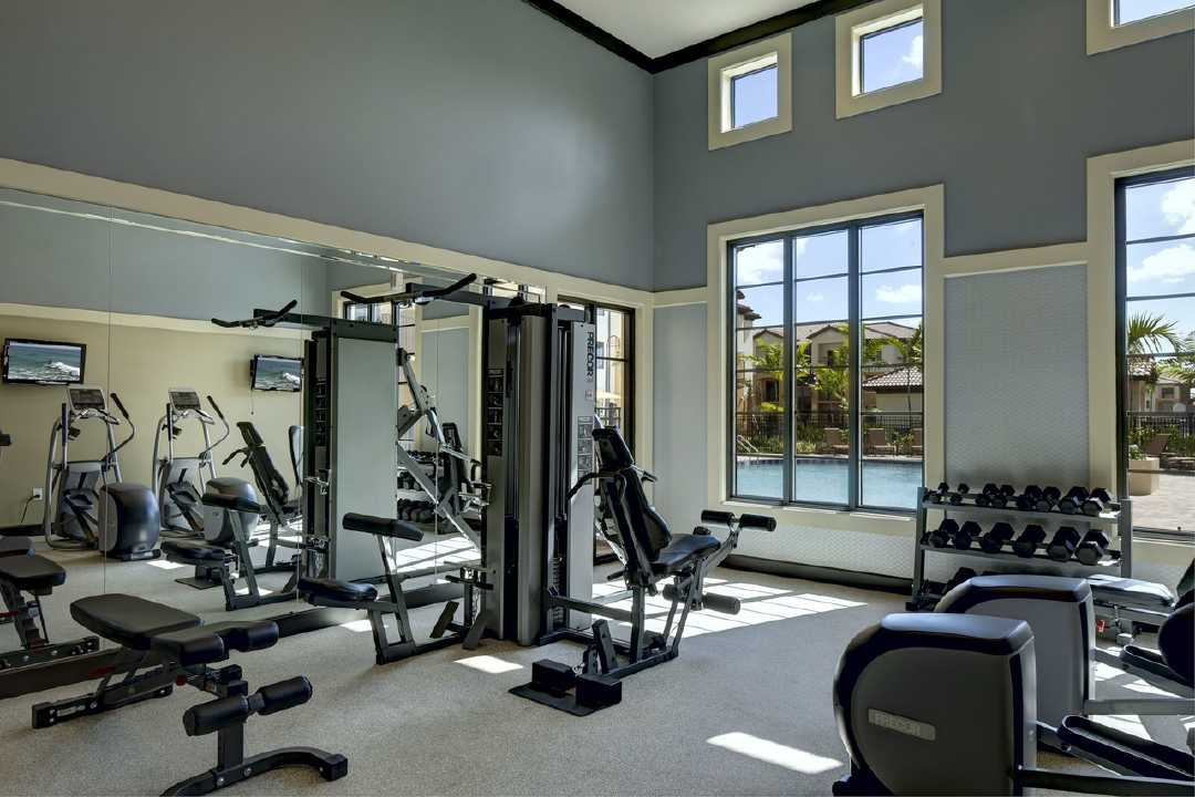 Monterra Workout Area