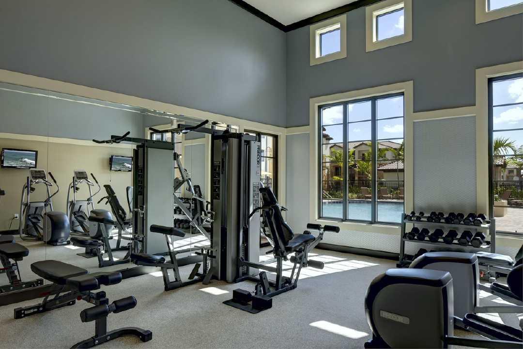 Monterra Workout Area