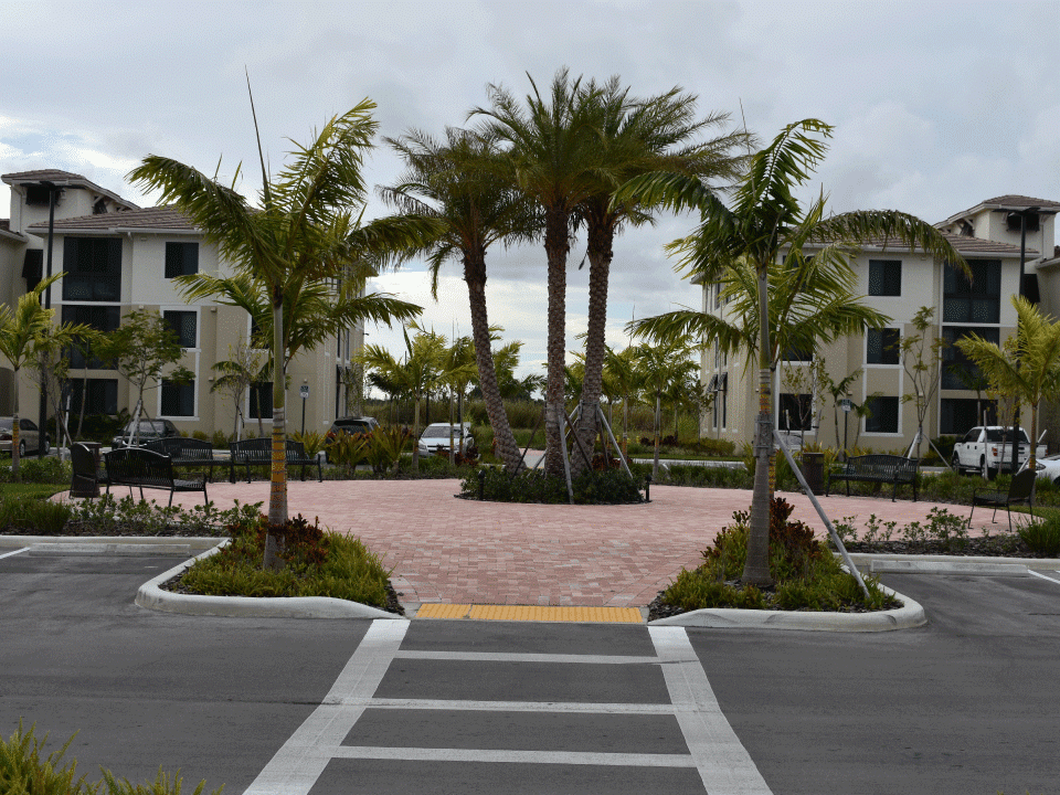 Keys Crossing - Center View
