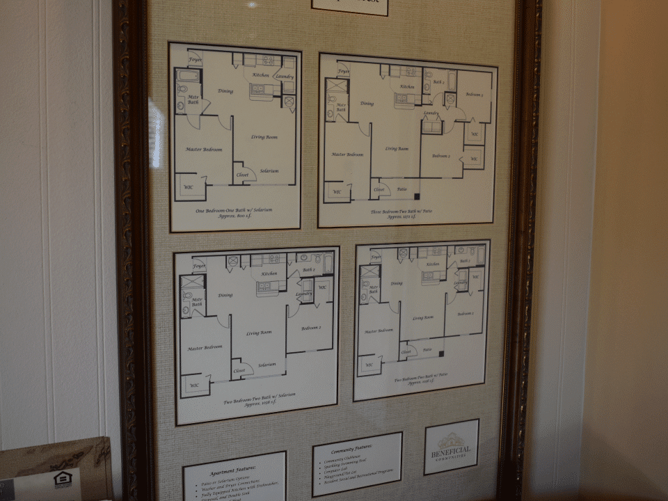 Maple Crest Floor Plans