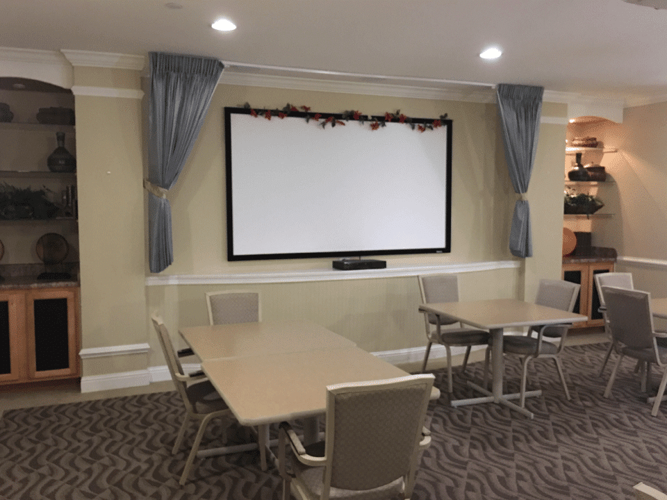 Laurel Oaks Screen Room