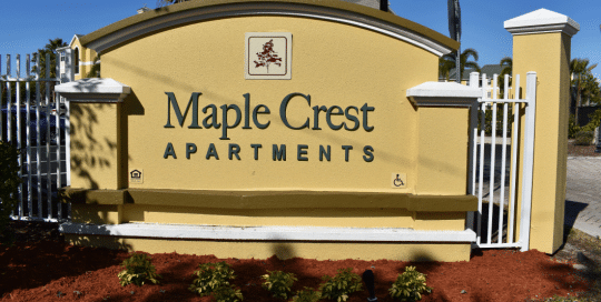 Maple Crest Header and Thumbnail