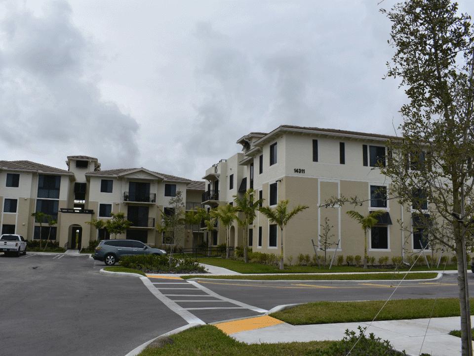 Gardens of Daytona - Overall View