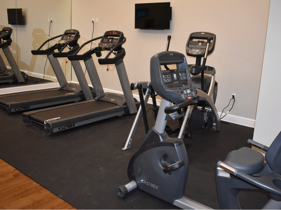 Weight Room - Waverly