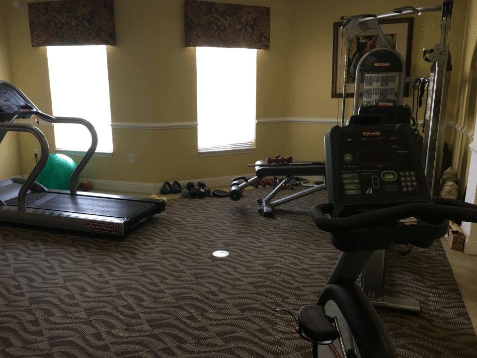 Laurel Oaks Workout Room