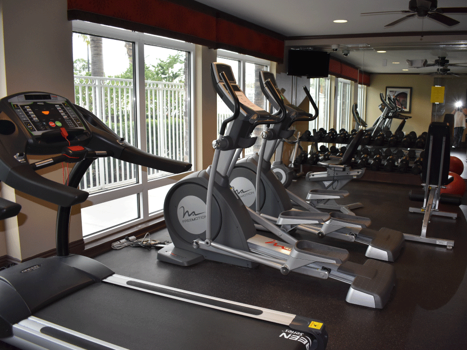 Woodside - Workout Room